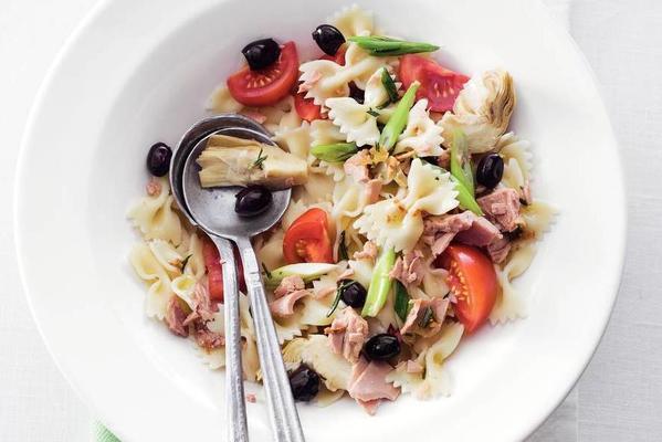 pasta primavera from paulien