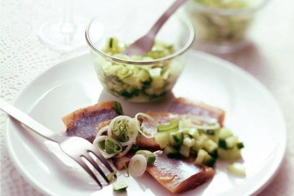 herring with sweet-and-sour
