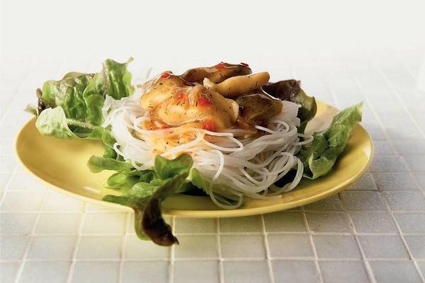 asian herring snack