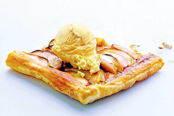 crusty apple pie cake