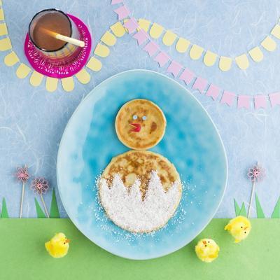 chick pancake