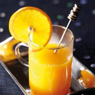 apple-mango brunch