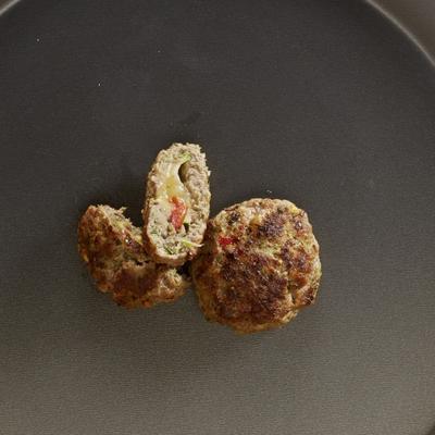 stuffed pesto
