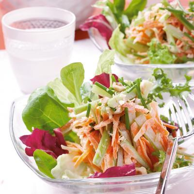 carrot-celery salad