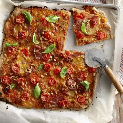 pizza 'healthy'