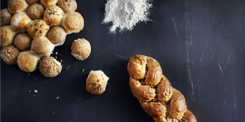 breading bread