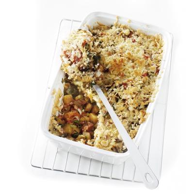 Italian leek dish