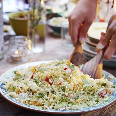 couscous coleslaw
