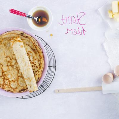 pancakes basic recipe