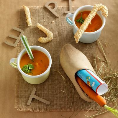 carrot soup for amerigo