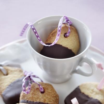 tea bag cookies