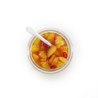 spicy orange chutney