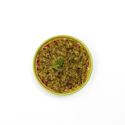 pistachio mint tapenade