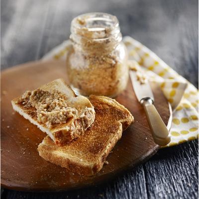 nuts-honey spread