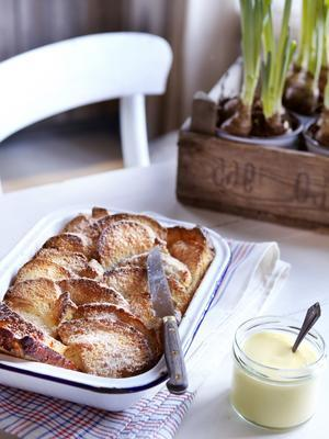 bread pudding from pigeoncater