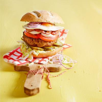 'lifesaving' burger