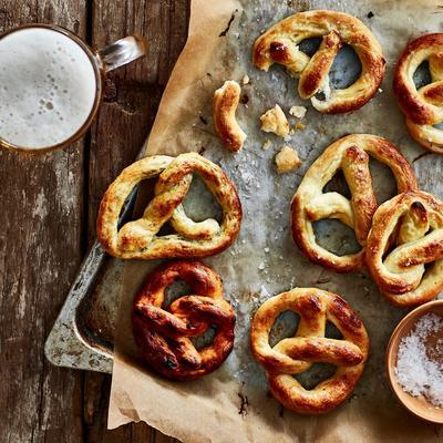 basic recipe pretzels