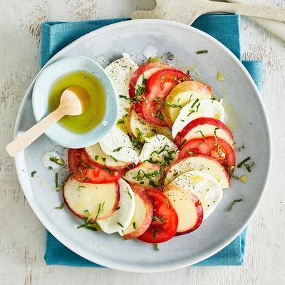 fruit salad 'caprese'