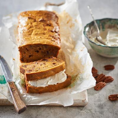 carrot breakfast cake