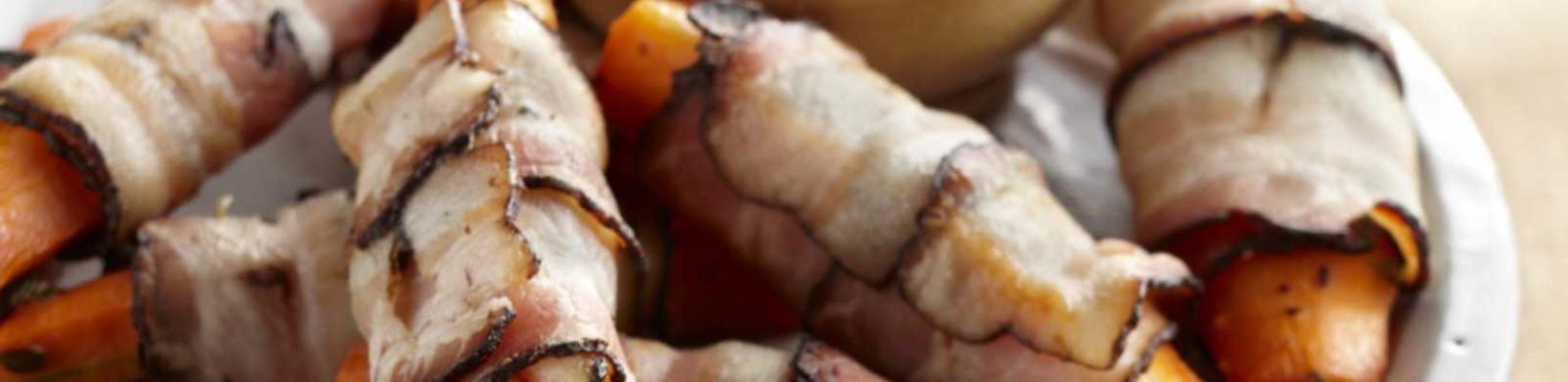 crunchy carrot snack