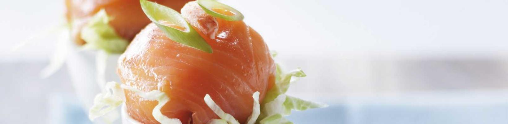 egg cup salmon-amuse