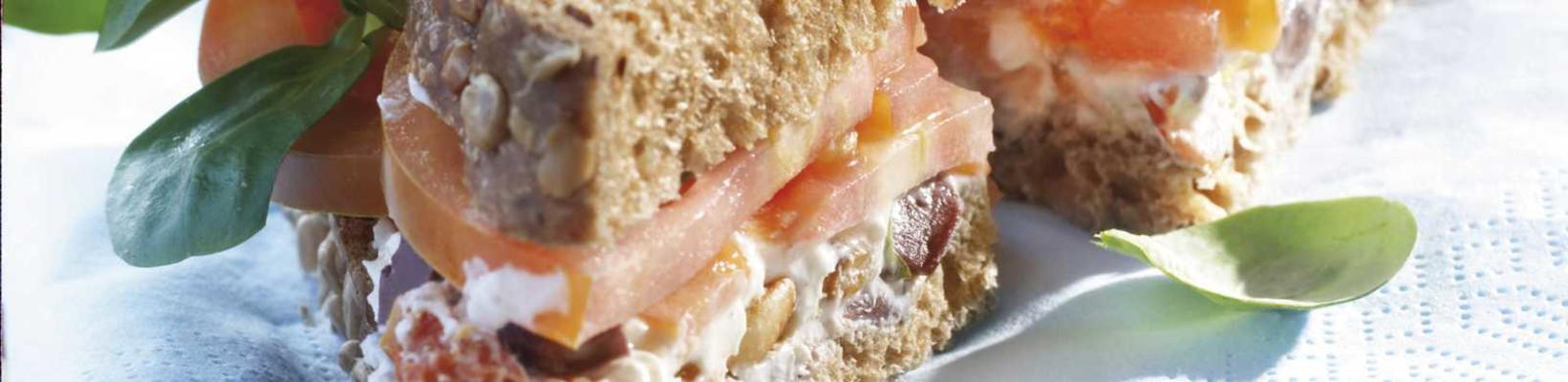 'Vega' sandwiches