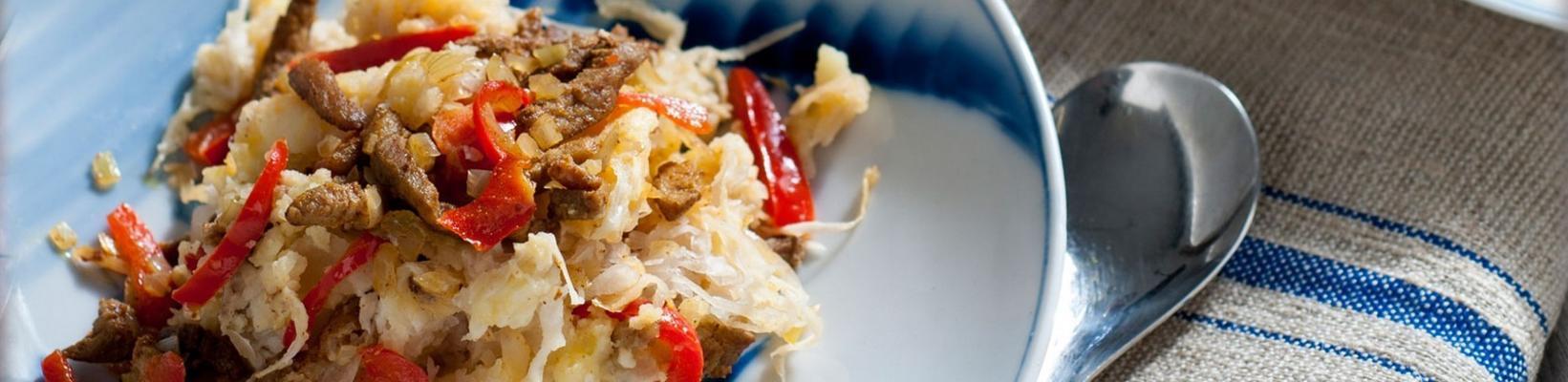 sauerkraut stew of ilse heijnen