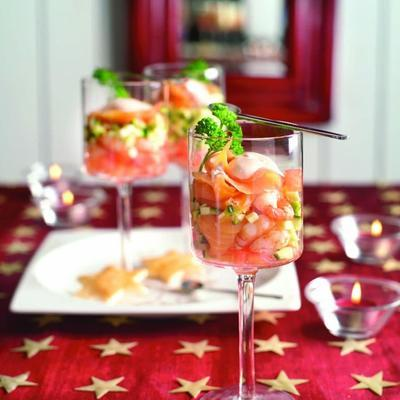 Fish cocktail