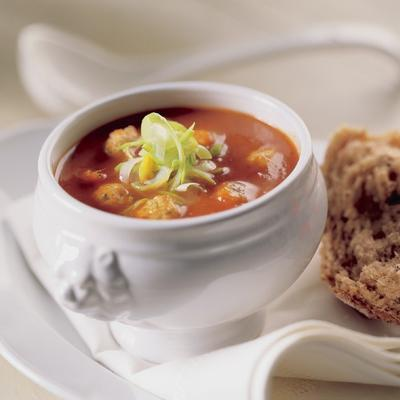 old-fashioned tomato soup