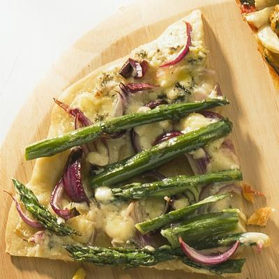 pizza asparagi