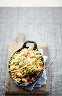 potato-minced meat dish