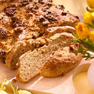 walnut cheese bread