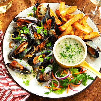 saint-anna mussels