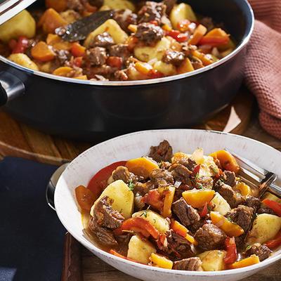 estofado de ternera - spanish beef stew