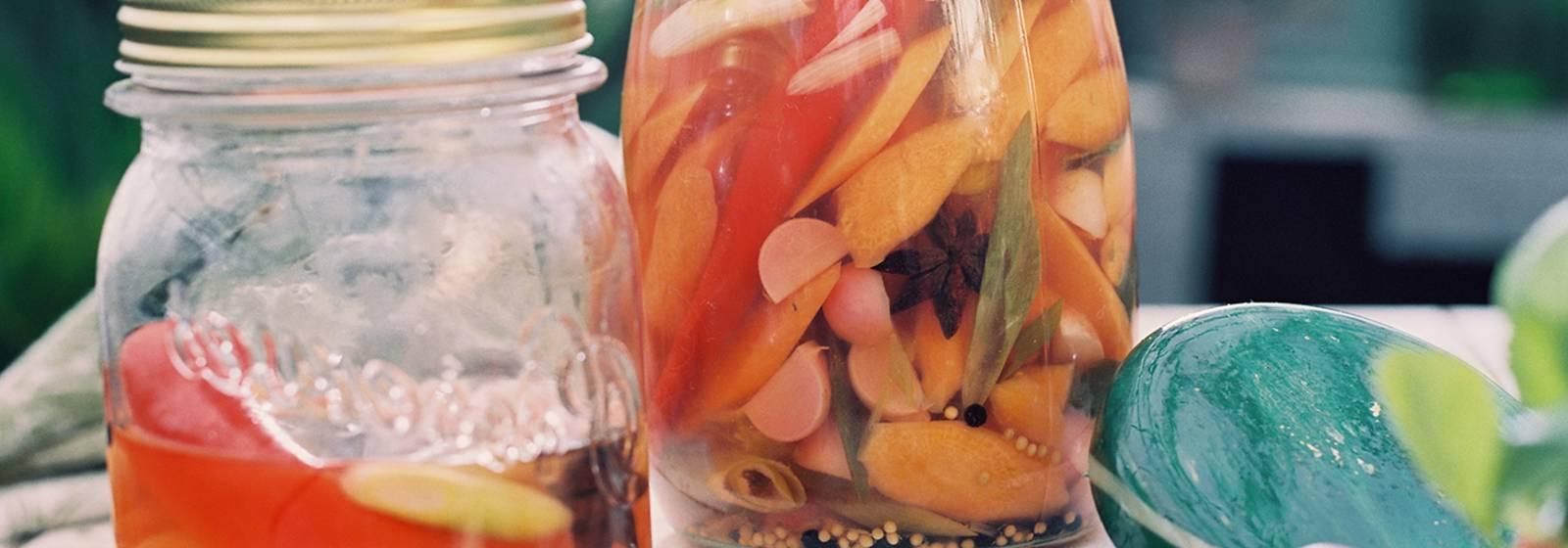 Carrot-radish pickle