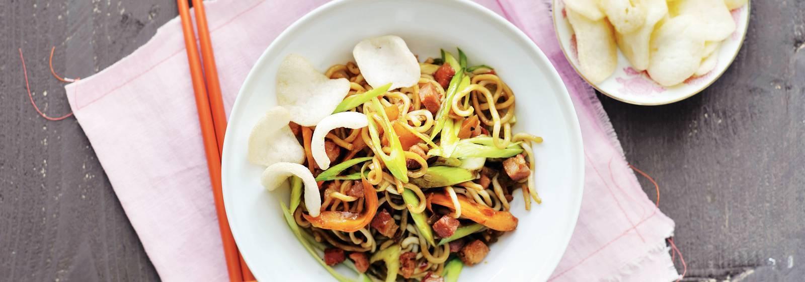 Noodles goreng